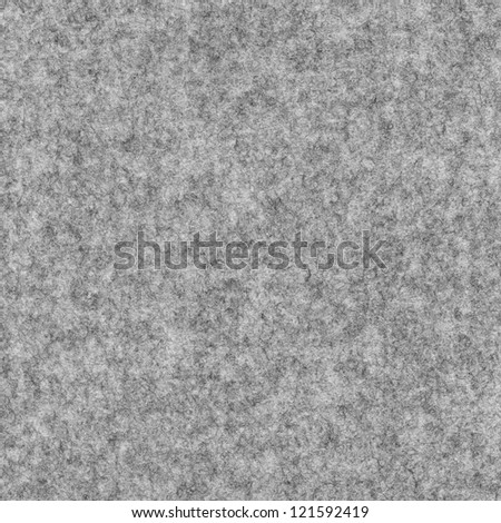 Grey textured fabric background detail