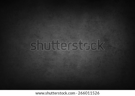 Grey textured wall, dark edges #266011526