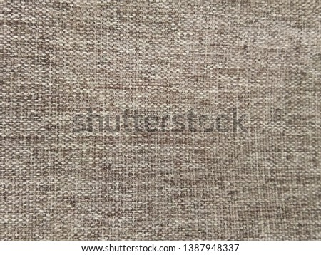 Grey twill cotton canvas on the basis of fabric