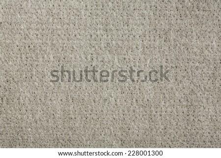 Grey wool textile background. #228001300