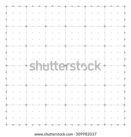 Grid for modern virtual technology futuristic user interface HUD