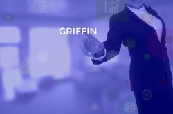 GRIFFIN - technology and business concept