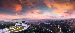 Griffith park Observatory Los Angeles California