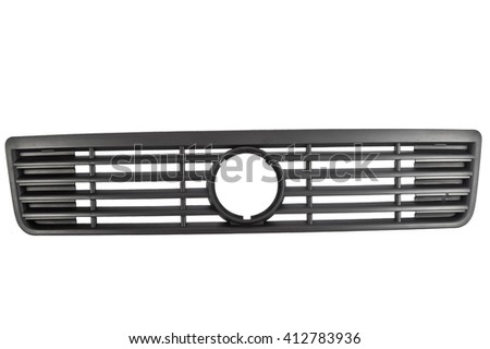 grill car on a white background #412783936