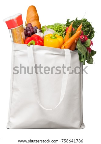 Groceries, bag, grocery shopping.