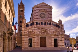 Grosseto Cathedral (Italian: Cattedrale di San Lorenzo, Duomo di Grosseto) is a Roman Catholic cathedral in Grosseto, Tuscany, Italy.