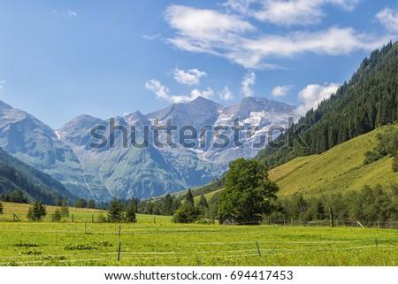 Grossglockner High Alpine Road, Salzburg, Austria #694417453