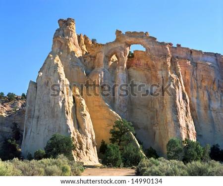 Grosvenor Arch, Grand Staircase Escalante National Monument, Utah