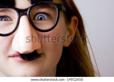Groucho Girl