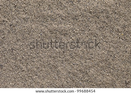 Ground black pepper (Piper nigrum) texture, full frame background. Used as a spice in cuisines all over the world. The plant is also used in medicine. - stock photo