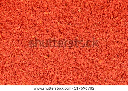 ground red pepper, paprika