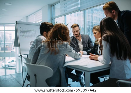 group of architects and...