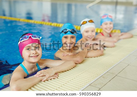 Swim team images for Primary games swimming pool sid