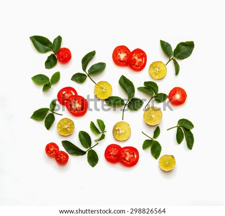 Group of indian spices and herbs difference ware on white background with top view and copy space for design foods, vegetable, spices, herbs, healthy lifestyle or other your content. #298826564