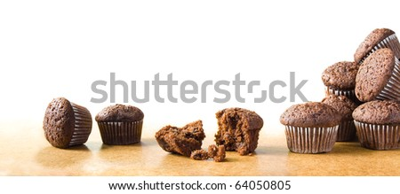 Group of muffins