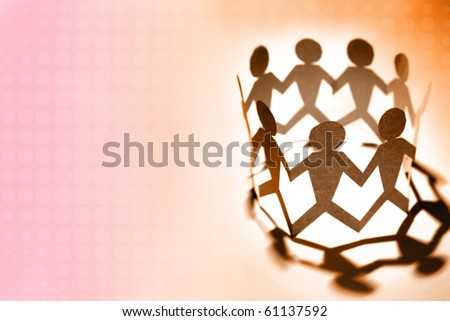 people holding hands in circle. people holding hands in circle. of people holding hands in