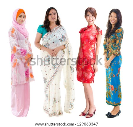 Asian Women From Diverse 46