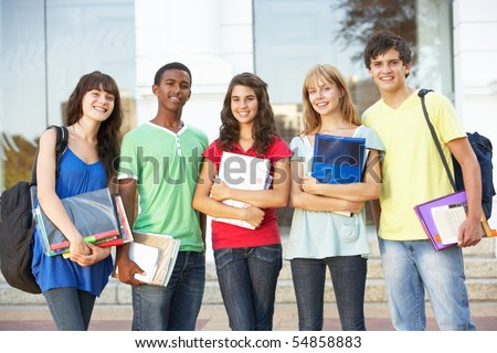 http://image.shutterstock.com/display_pic_with_logo/187633/187633,1276025811,1/stock-photo-group-of-teenage-students-standing-outside-college-building-54858883.jpg