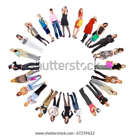 Group People Models
