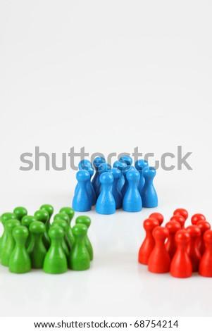groups Stock foto ©
