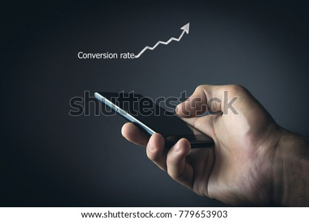 Growth conversion rate #779653903