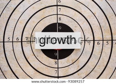 Growth target