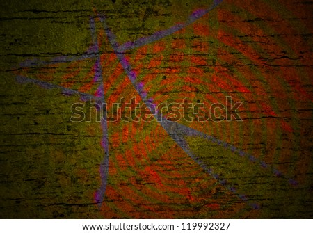grunge abstract suitable for background