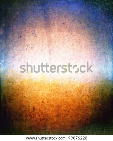 Grunge and artistic background, canvas texture