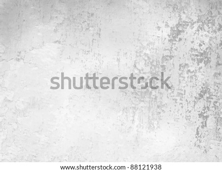 Grunge background - abstract background texture - light grey and white backdrop