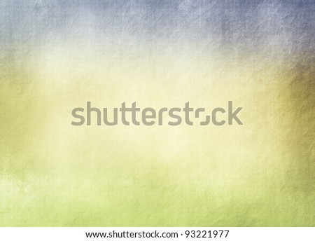 Grunge background - abstract landscape