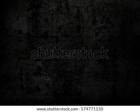 Grunge background black texture.