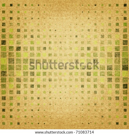 Grunge background from points