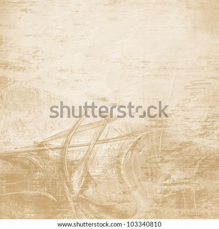 Grunge background in pastel tones