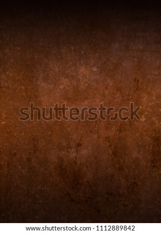 grunge background metal texture with corrosion and scratches #1112889842