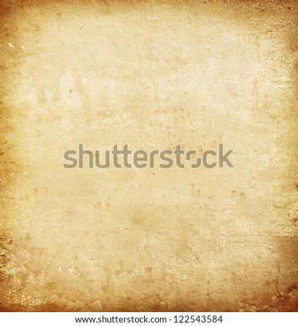 Grunge background. Old paper texture.
