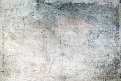 Grunge background, white scratches texture