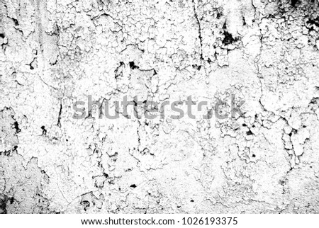 Grunge background with abstract colored texture. Old vintage scratches, stain, paint splats, spots. #1026193375