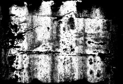 Grunge Background with  Grayscaled old rusty panel can be used  as a layer to great effect for an interesting look to your designs.