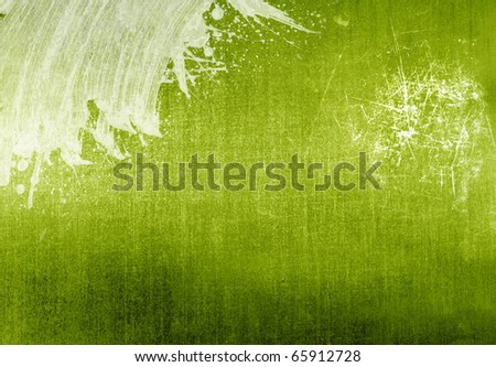 grunge background with paint splash