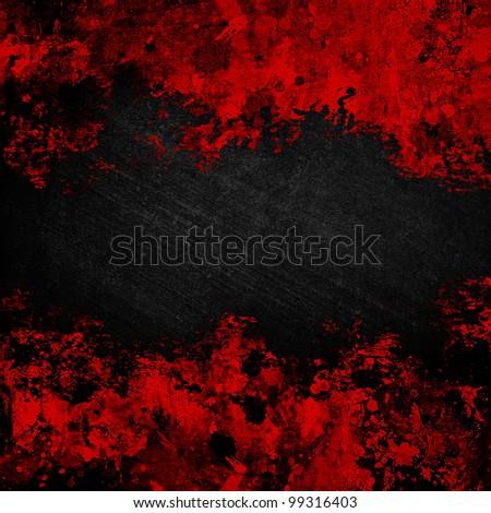 grunge background with splash space