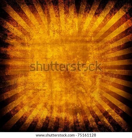 grunge background with stripe pattern - stock photo