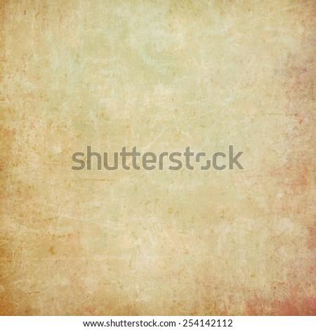 Grunge beige background - Shutterstock ID 254142112