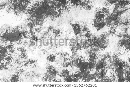 Grunge black and white abstract distress background or texture #1562762281