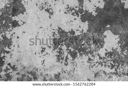 Grunge black and white abstract distress background or texture #1562762284
