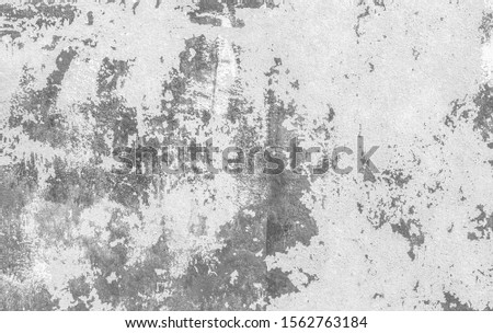 Grunge black and white abstract distress background or texture #1562763184