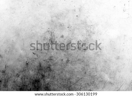 Grunge Black and White Distress Texture . Dirty Texture . Wall Background .