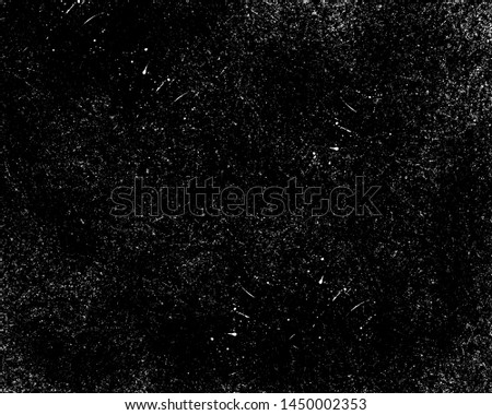 grunge black background with scratches and dust