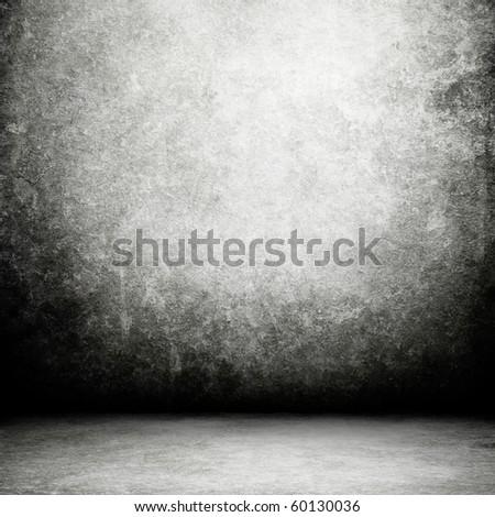 Grunge Black Interior