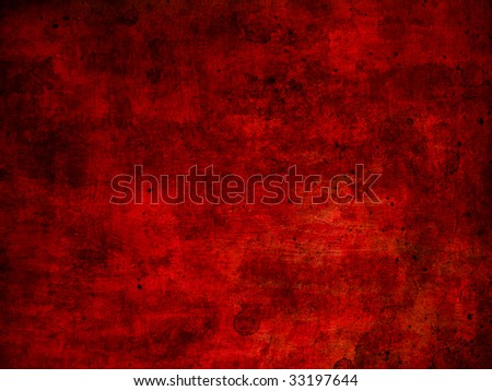 Grunge bloody background