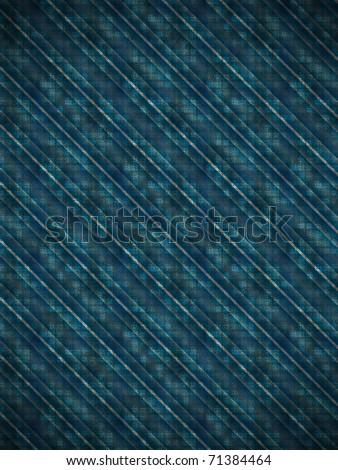grunge blue diagonal pattern background